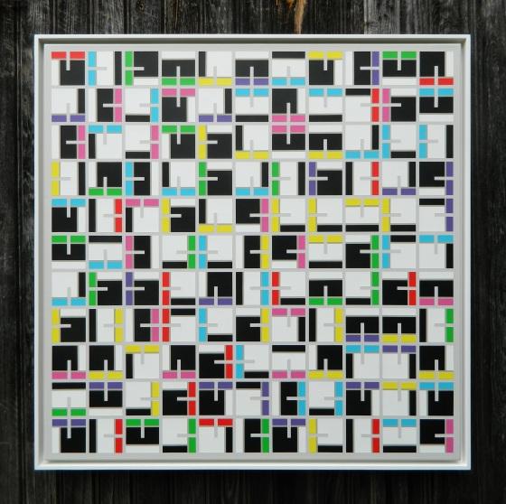 Quadrat und Rechteck - III g
